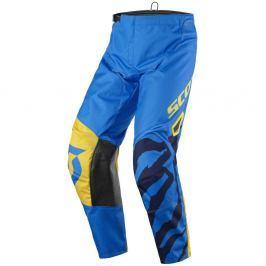 SCOTT 350 Race Blue-Yellow - M (32)