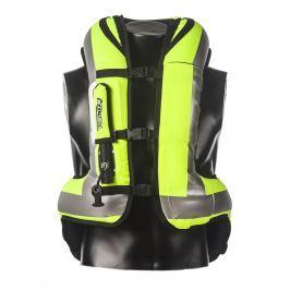 Helite Turtle HiVis gelb - XS