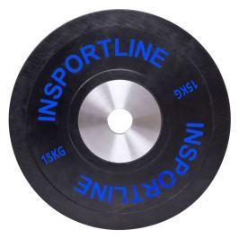 inSPORTline Bumper Plate 15 kg