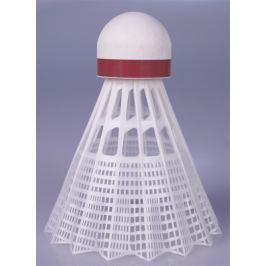 Yonex Mavis 2000 weißer Federball - roter Streifen