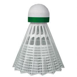 Yonex Mavis 350 weißer Federball - grüner Streifen