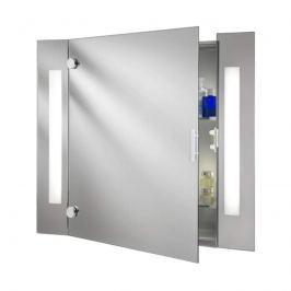 Moderner Spiegelschrank SILVA mit Beleuchtung