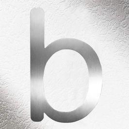 Hochwertige Hausnummern - Buchstabe b