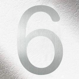Hochwertige Hausnummern aus Edelstahl 6