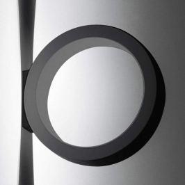 Cini&Nils Assolo - schwarze LED-Wandlampe dimmbar