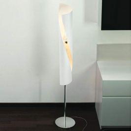 Knikerboker Hué - Designer-Stehlampe in Weiß