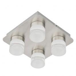 Deckenleuchte Stefanie mit vier LED-Lichtquellen