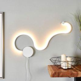 Extravagante LED-Wandlampe Sandor