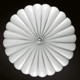 Weiße Deckenleuchte GIOVE, 48 cm