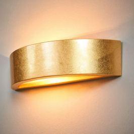 Jasin - Wandleuchte mit goldener Oberfläche
