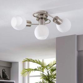 3-flammige LED-Deckenleuchte Ciala