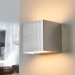 Alu-Wandleuchte Kimberly mit LEDs