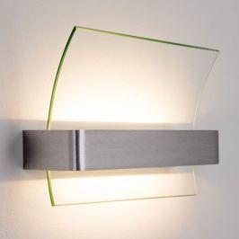 Stilvolle LED-Wandleuchte Mailin
