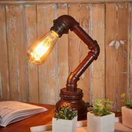 Außergewöhnliche Tischlampe Tap