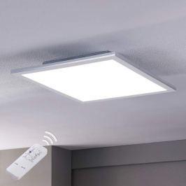 LED-Panel Liv, Lichtfarbe veränderbar und dimmbar