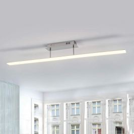 Längliche, helle LED-Deckenlampe Corey