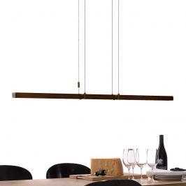 ANTA Tieso Tender LED-Hängelampe messing 120cm