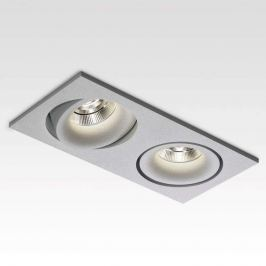 Delta Light Reo 2 S OK Soft LED-Einbauspot alu