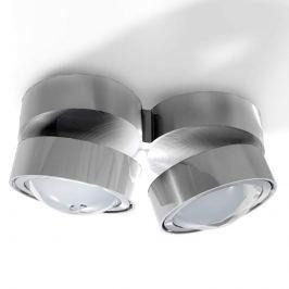 2-flg. LED-Deckenlampe Unics dreh und schwenkbar