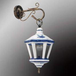 Keramik-Wandleuchte Viola - Laterne