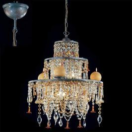 Kerzenlicht-Hängeleuchter GOLDEN DREAM