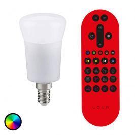 LED-Lampe LOLA E14 4,3W, RGB, 350 Lumen, dimmbar