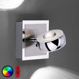 LED-Wandleuchte Lola-Opti m. untersch. Lichtfarben