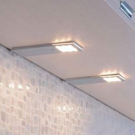 Helena - LED-Unterschrankleuchte m. Sensor, 2er