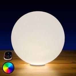 RGB-LED-Kugel Snowball für außen m. Akku, 30 cm