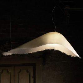 Karman Moby Dick - Fiberglas-Hängeleuchte, 150 cm