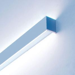 LED-Wandleuchte Matric W1 in 89,5 cm, 3.000K