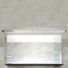 Zeitlose LED-Wandleuchte Arcos, IP20 150 cm, chrom