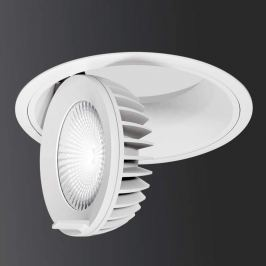 Herausschwenkbarer LED-Einbaustrahler Disque 15°
