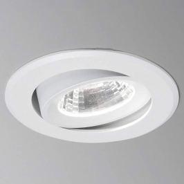 Agon Round LED-Einbaustrahler 3.000K 40° weiß