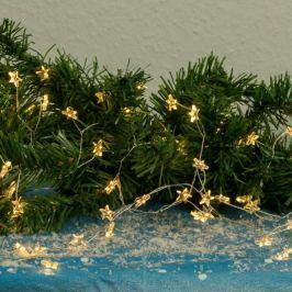 Reizende LED-Lichterkette Cluster Light Stars