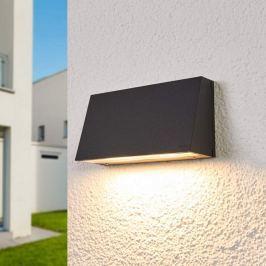 Bega - LED-Außenwandleuchte Dennis aus Aluguss