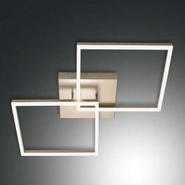 Goldene LED-Deckenlampe Bard