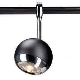 SLV Light Eye Lichtspot für HV-Schiene, schwarz