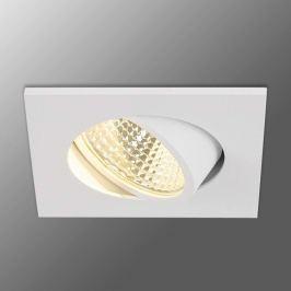 SLV New Tria LED-Einbauleuchte weiß