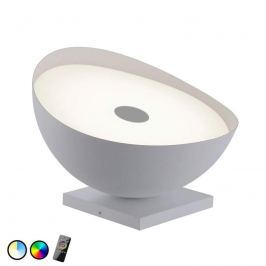 Smarte LED-Deckenleuchte Q-Alexis, 24 W