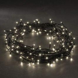 LED-Microlichterkette warmweiß 80-flammig 10,5m
