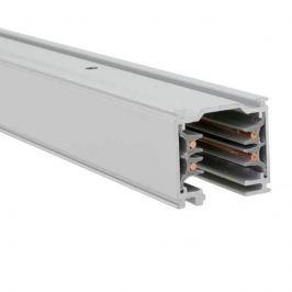 3-Phasen Strom-Schienen-System Alu-Natur 1m