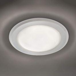 Prachtvolle LED-Deckenlampe Disco in Weiß
