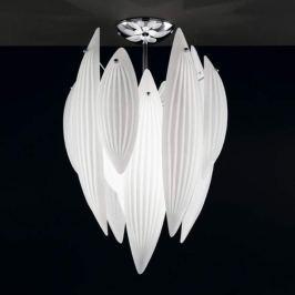 Ästhetische Hängeleuchte Paradise Ø 44 cm, chrom