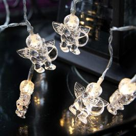 LED-Lichterkette Angels 10-tlg.