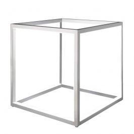 Delux - LED-Tischleuchte in Würfelform, 30 cm