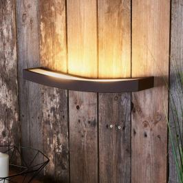 50 cm lange  LED-Wandleuchte Dolce m. indir. Licht