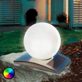7-farbige Solar Farbwechsel Lichtkugel