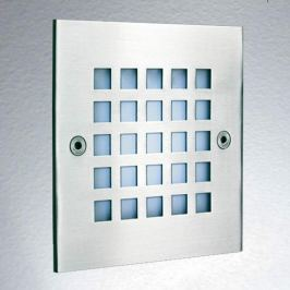 Attraktive LED Einbauleuchte LES