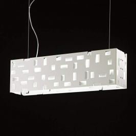 Designer-Hängeleuchte Berlino Est mit LEDs